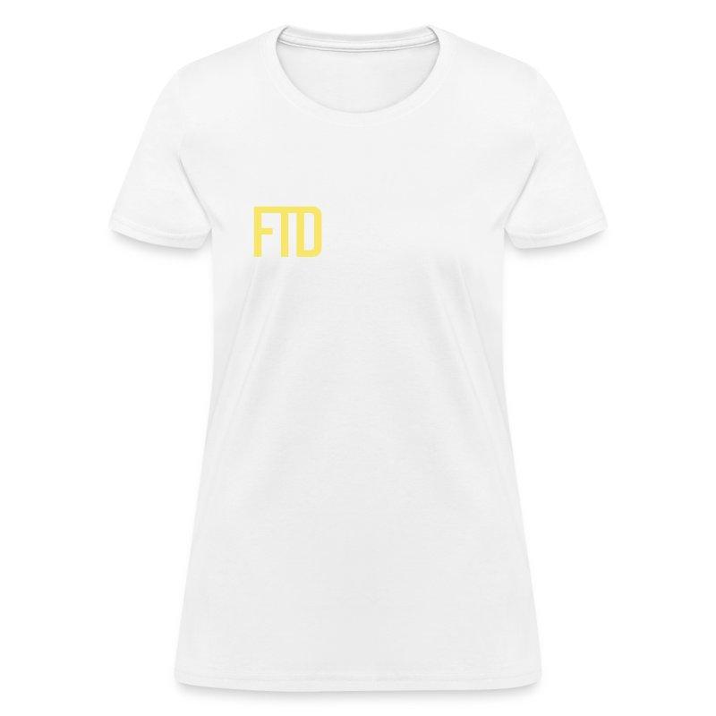 ftdnews.png - Women's T-Shirt