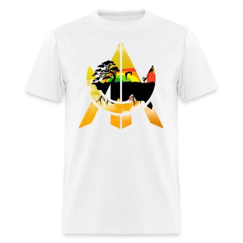 Awe-topia - Men's T-Shirt
