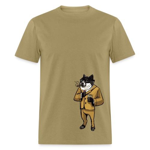 Black Shibe - Men's T-Shirt
