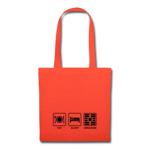 Eat Sleep Urbanism (BK) - Tote Bag