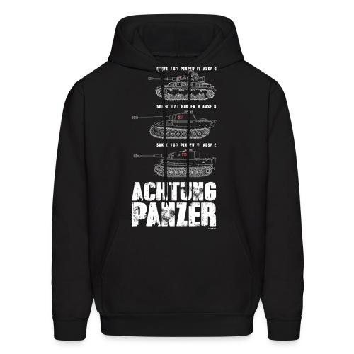 ACHTUNG PANZER - Men's Hoodie