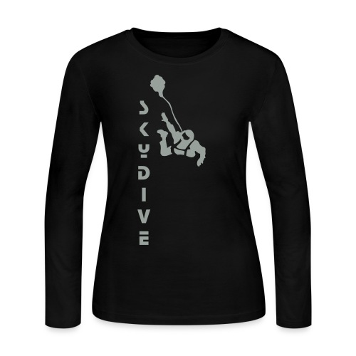 Skydive472 - Women's Long Sleeve Jersey T-Shirt