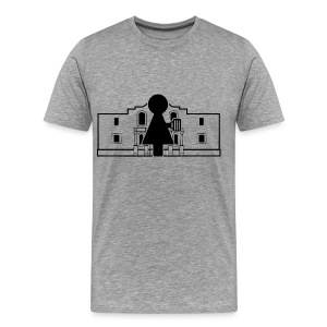 GPO Alamo Grey - Men's Premium T-Shirt