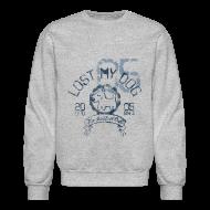 Long Sleeve Shirts ~ Crewneck Sweatshirt ~ Men's Sweater - Varsity print