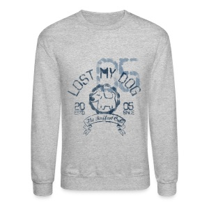 Men's Sweater - Varsity print - Crewneck Sweatshirt