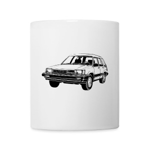 Toyota Tercel 4WD illustration - Coffee/Tea Mug