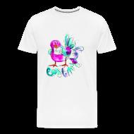 T-Shirts ~ Men's Premium T-Shirt ~ Men's Premium T - Rave Bird