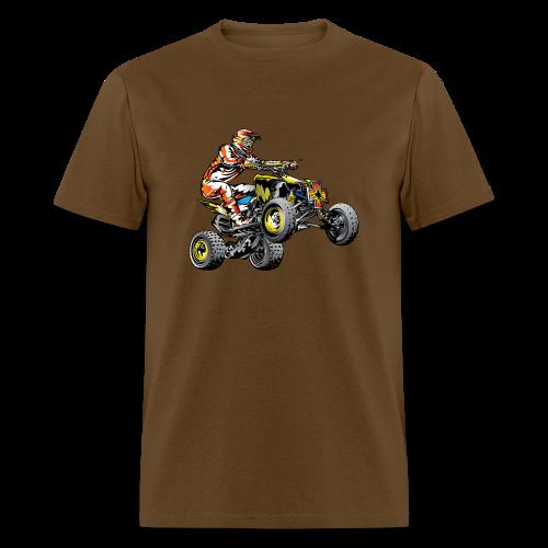 ATV Racing T-Shirt - Men's T-Shirt