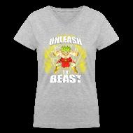 T-Shirts ~ Women's V-Neck T-Shirt ~ Article 15435988