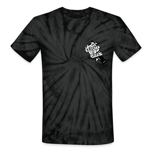 Broken Scum Shirt - Unisex Tie Dye T-Shirt