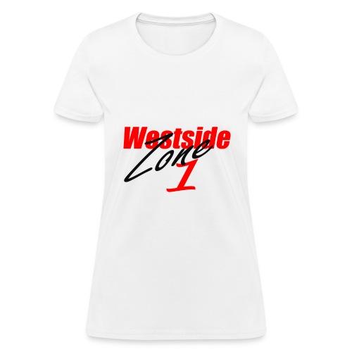 STREET CERTIFIED,WESTSIDE TEE - Women's T-Shirt