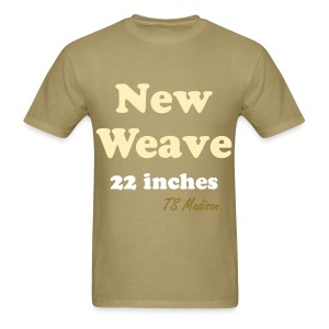 New Weave T - Men's T-Shirt