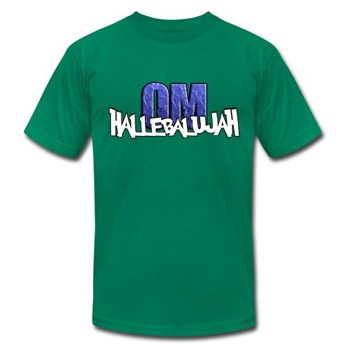 Hallebalujah - Premium Quality Men's T-Shirt (American Apparel) - Men's  Jersey T-Shirt