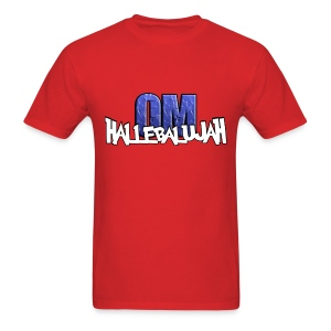 Hallebalujah - Standard Quality Men's T-Shirt (Gildan) - Men's T-Shirt