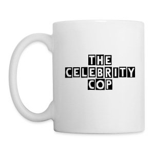 Celebrity Cop Mug - Coffee/Tea Mug