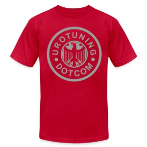 UroTuning Basic Tee - Men's T-Shirt by American Apparel