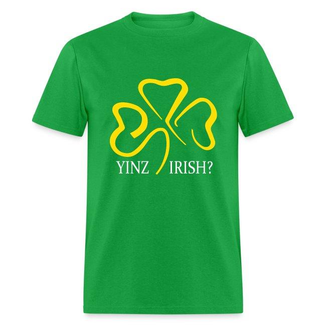 Yinz Irish