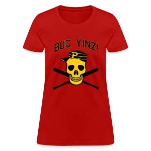 Buc Yinz Tee - Women's T-Shirt
