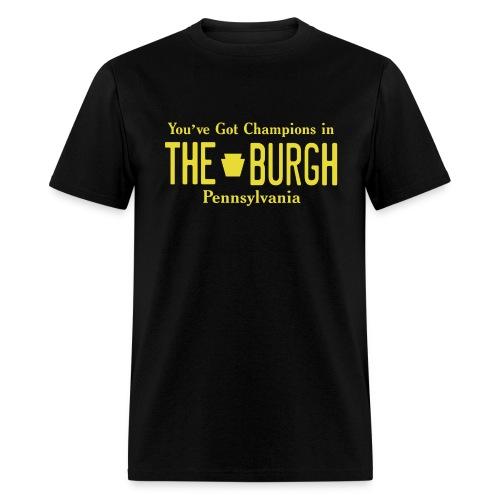 Champions  - Men's T-Shirt