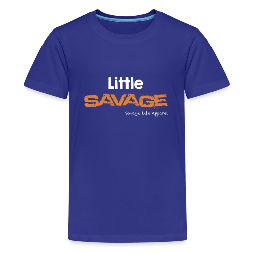 Little Savage - Kids' Premium T-Shirt