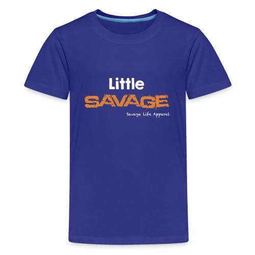 Little Savage - Kids' Premium T-Shirt