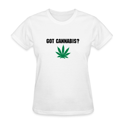 Got Cannabis? - Women's T-Shirt