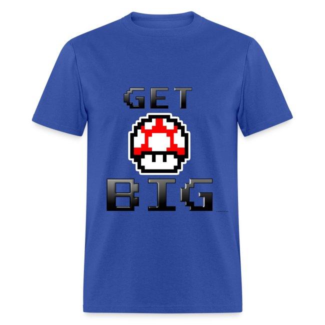 Get Big Mario Mushroom Gym T