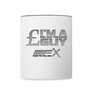 MFX - Sir Ian Trumps Guy - Mug Of Knowledge - Contrast Coffee Mug