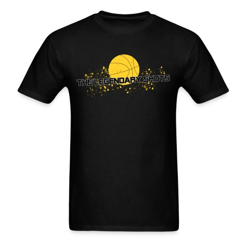 Splatter Ball - Men's T-Shirt