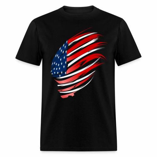 Ei Flag T endureiowa.org - Men's T-Shirt