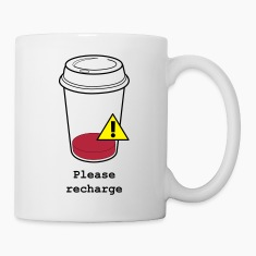 Coffee Cup - Recharge