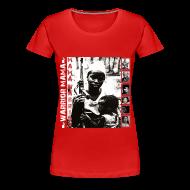 Women's T-Shirts ~ Women's Premium T-Shirt ~ Mama Warrior