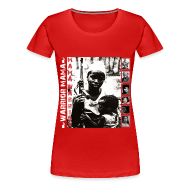 T-Shirts ~ Women's Premium T-Shirt ~ Mama Warrior
