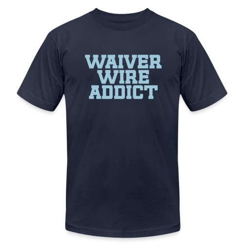 Waiver Wire Addict - Men's  Jersey T-Shirt