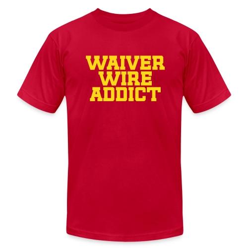 Waiver Wire Addict - Men's Fine Jersey T-Shirt
