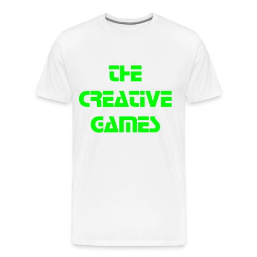 TheCreativeGames - Men's Premium T-Shirt