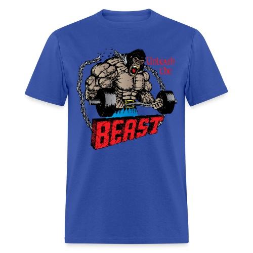Beast mode shirt - Men's T-Shirt