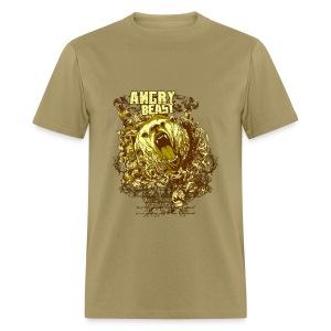 Angry Beast - Men's T-Shirt