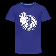 Kids' Shirts ~ Kids' Premium T-Shirt ~ Dallas 3 Point Goggles kid's shirt