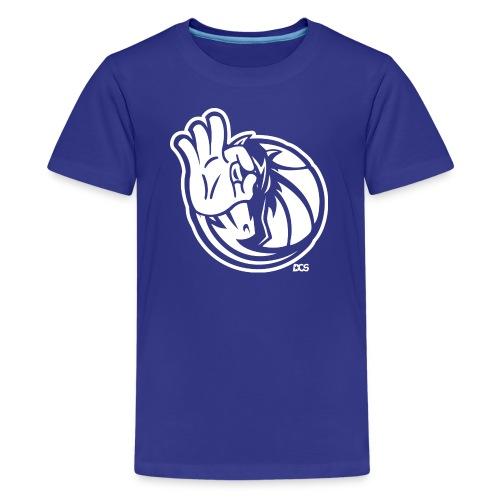 Dallas 3 Point Goggles kid's shirt - Kids' Premium T-Shirt