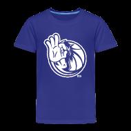 Baby & Toddler Shirts ~ Toddler Premium T-Shirt ~ Dallas 3 Point Goggles toddler's shirt