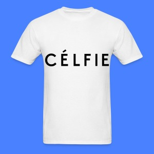 Celfie T-Shirts - Men's T-Shirt