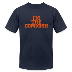 I'm the Commish - Men's Fine Jersey T-Shirt