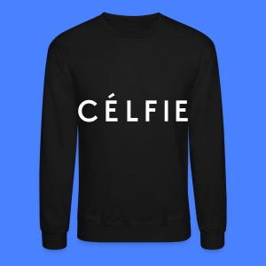 Celfie Long Sleeve Shirts - Crewneck Sweatshirt