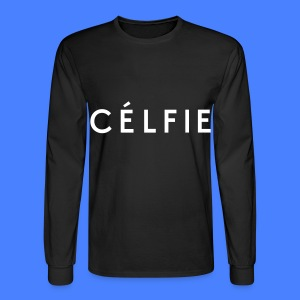 Celfie Long Sleeve Shirts - Men's Long Sleeve T-Shirt