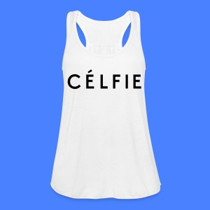 Celfie Tanks - Women's Flowy Tank Top by Bella