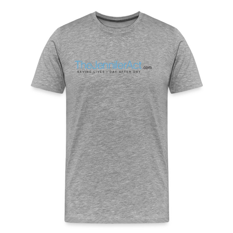 The Jennifer Act Sponsor Shirt - Mens - Men's Premium T-Shirt