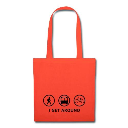 I Get Around (BK) - Tote Bag