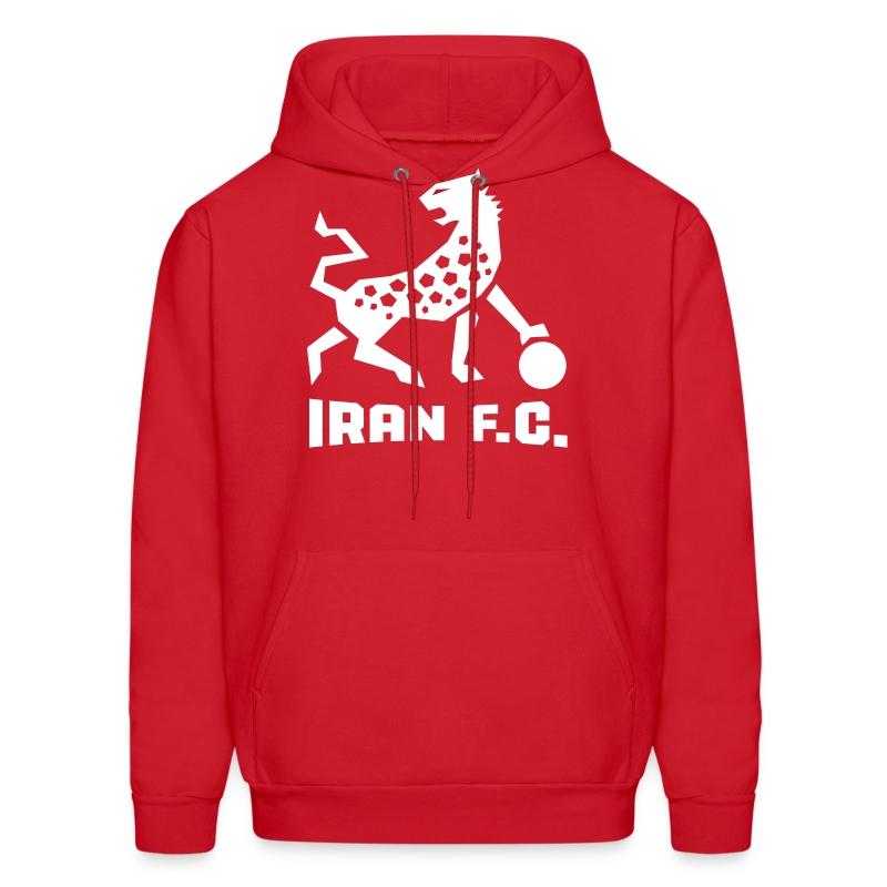 IRAN F.C. - Hoodie - Men's Hoodie