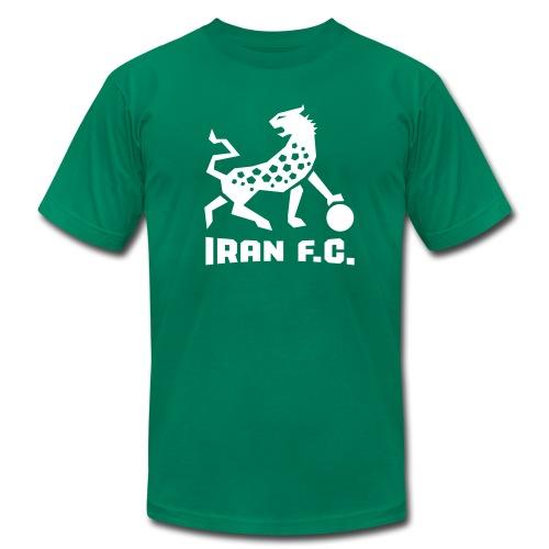 IRAN F.C. - Tee - Men's Fine Jersey T-Shirt
